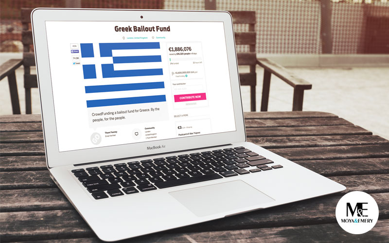 crowdfunding greece