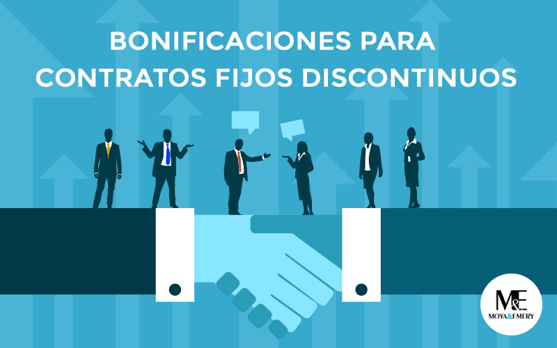 BONIFICACIONES FIJO DISCONTINUO