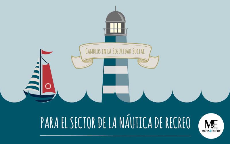 seguridad social nautica recreo