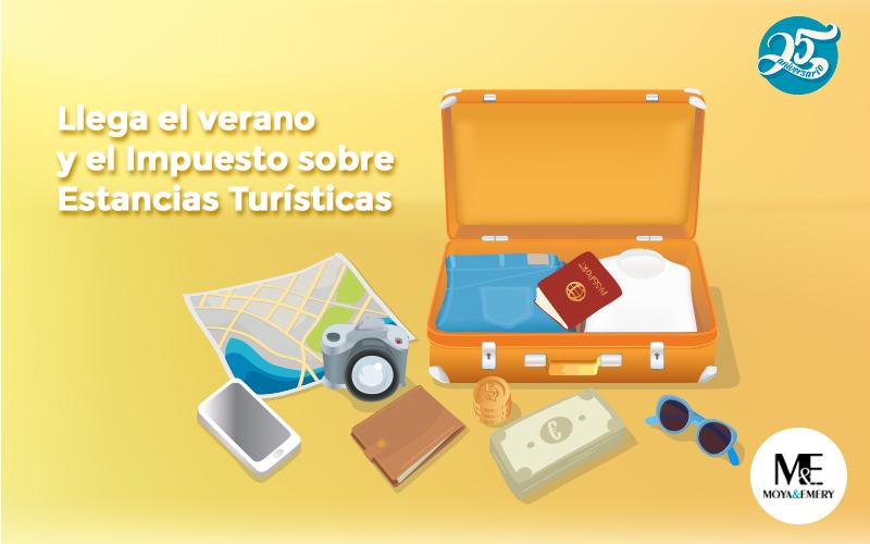 impuesto estancias turisticas